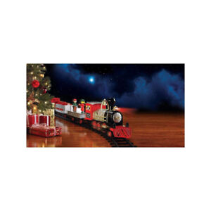 NEW: North Pole Junction 34 pieces Christmas Train Set (NO TAX)