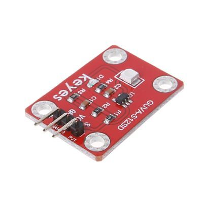 Cjmcu-guva-s12sd Uv Detection Light Intensity Sensor Module For Arduino
