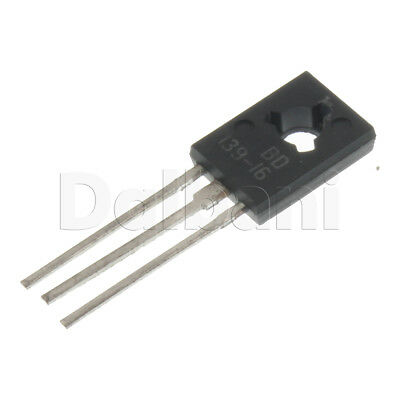 Bd139-16 Original New Unknown Semiconductor