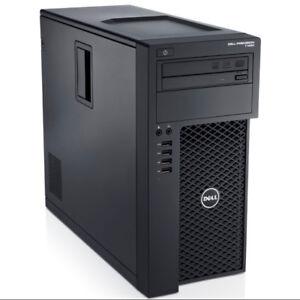 Dell T1700 Xeon E3-1220  3.1Ghz 8GB 256GB SSD   nVIDIA 2GB