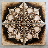 Beginner's pyrography (wood burning) class!