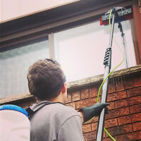Cottage, Specialty, Hard-to-reach Window cleaning Northern Shine