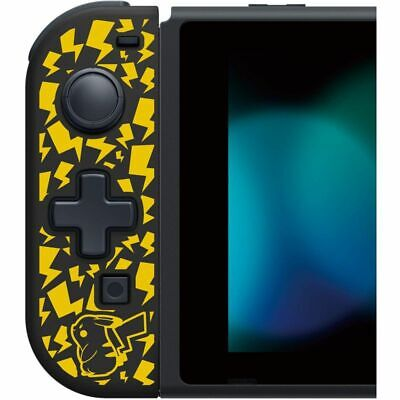 Hori Nintendo Switch Custom D-Pad Joycon Joy-Con Controller - Pikachu