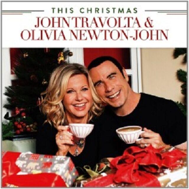 OLIVIA NEWTON-JOHN/JOHN TRAVOLTA -- THIS CHRISTMAS  CD  INTERNATIONAL POP  NEU