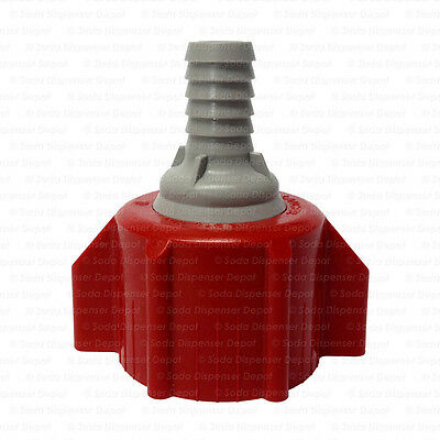 Soda Fountain Dispenser Coke Bib Connector Qty 1