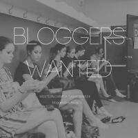 Bloggers/Influencers wanted