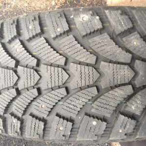225/50R18 Studded Winter Tires