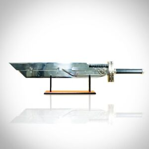 Handmade 'FINAL FANTASY - ADVENT CHILDREN BUSTER SWORD' prop