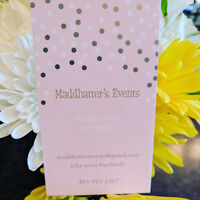 Maddhatter's Events- Event Planning Service