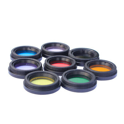 1.25 Filters Nebula Filter Moon Filter Sun Filter Fits For Telescope Eyepiece