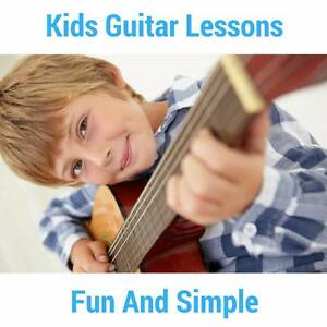 Kids Guitar Lessons Should Always Be This Fun Kelmscott Armadale Area Preview