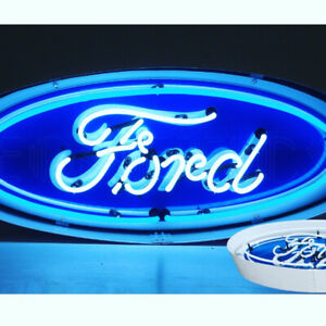 Ford neon signs