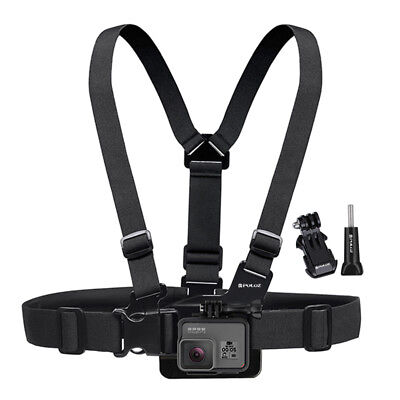 Body Mount Belt Chest Strap for GoPro HERO6 /5 /5 Session 4 3+ 3 2/Xiaomi yi h9r