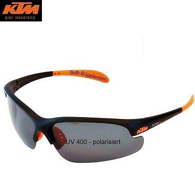 KTM MTB Bike Sonnenbrille - Factory Line - Polarisiert - UV 400 + KEY HOLDER