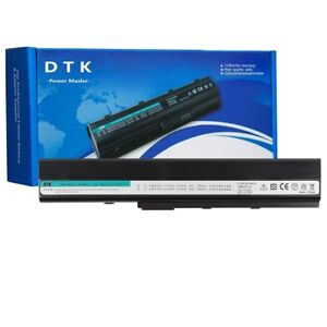 Brand New DTK K52-6 New High Performance Laptop Battery for ASUS