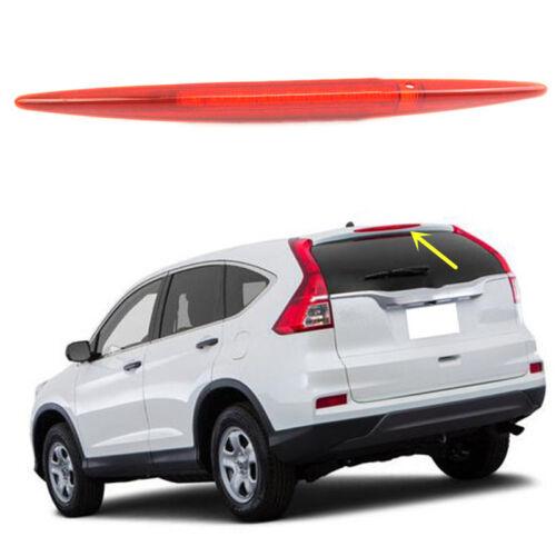 honda cr    oem red rear high mount warning   brake light ebay