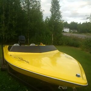 184SS baja boat for sale 3200 obo