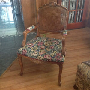 Queen Ann Type Chair