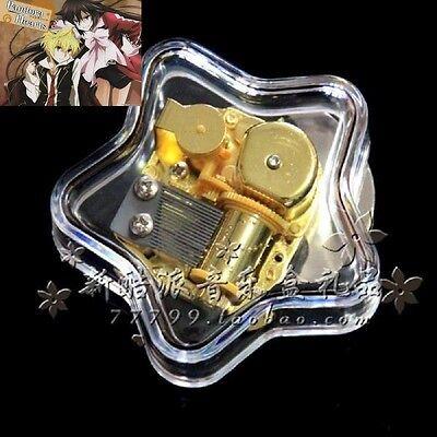 Transparent Star Wind Up Music Box : PANDORA HEARTS LACIE ()