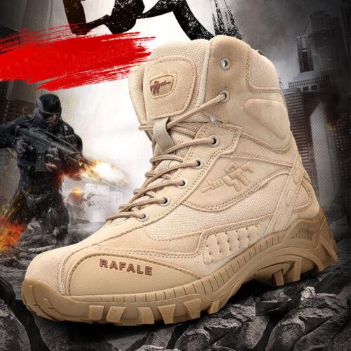 39-46 Herren Desert Tactical Military Boots Outdoor Wandern Kampfsportschuhe
