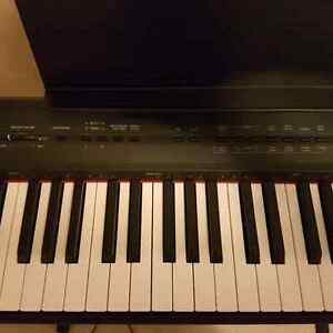 Yamaha P-105 Digital Piano - 88 weighted keys