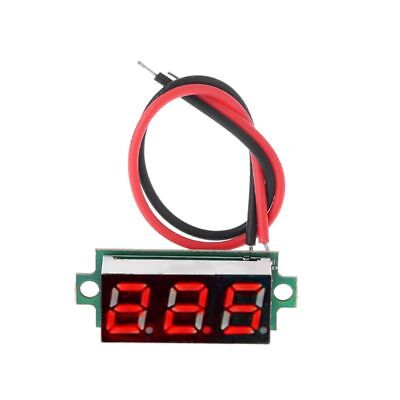 0.28 Led Display Digital Thermometer Module For Ds18b20 Temperature Sensor Red