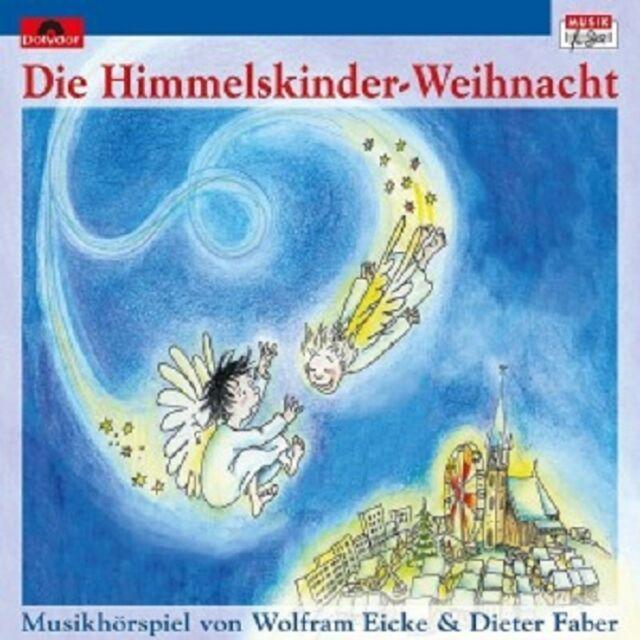 DIE HIMMELSKINDER-WEIHNACHT - DIE HIMMELSKINDER-WEIHNACHT  CD HÖRSPIEL NEU