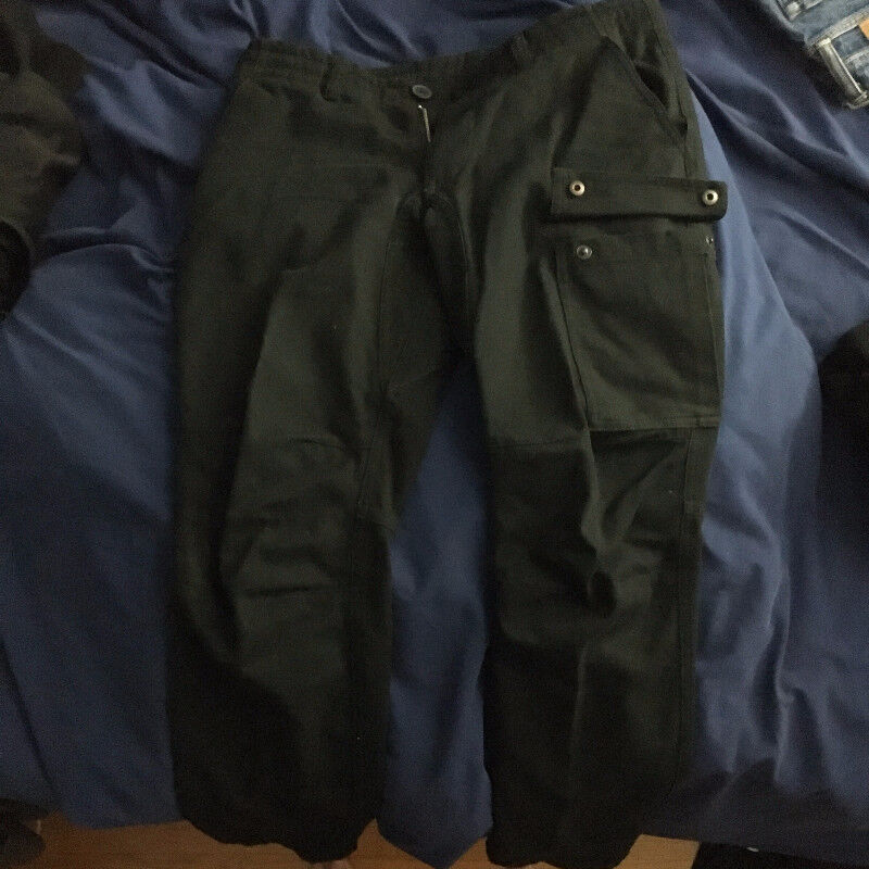 Ie Illustrated Example Black Cargo Pants Mens City Of Toronto