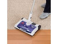 Bissell Perfect Sweep Turbo Cordless Rechargeable Sweeper...............Brand New