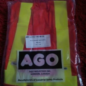 Ago Industrial Bib Coveralls -Brand New