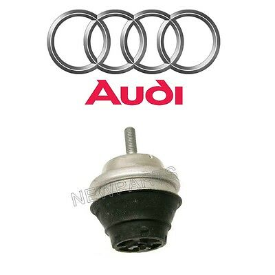 For Audi A6 Quattro S6 S8 Front Passenger Right Engine Mount Genuine 4D0 199 267