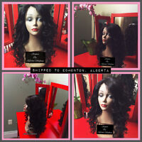 Nationwide Shipping Handmade Custom Fit Wigs and Clip-Ins