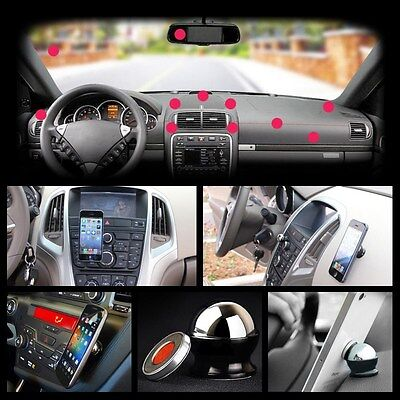 Magnetic Car Mount holder for iphone, Samsung Galaxy Note S, LG G V 2 3 4 5 6 20