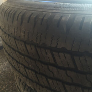 TIRES -  275-60-R20
