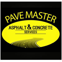 Pave Master Asphalt and Concrete Services