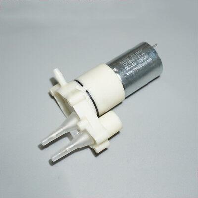 Dc 3v-6v 5v Mini 370 Diaphragm Sampling Self-priming Water Pump Suction Air Pump