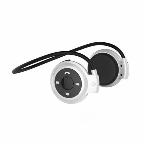 Wireless Bluetooth Earphone Headset Stereo Sports Headphones Handsfree Neckband