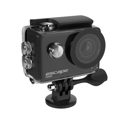 Kitvision Escape HD5W 1080p Waterproof Action Camera with WiFi and Accessories