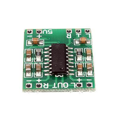 Mini Digital 2*3W USB 5V Amplifier Board Class D PAM8403 Power Audio Module qy