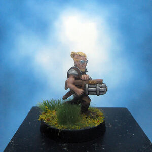 Painted-Chainmail-Miniature-Gnome-Infiltrator