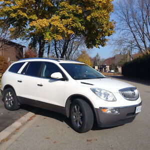 2008 Buick Enclave CXL SUV with Leather