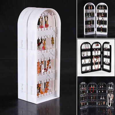 Earring Jewellery Necklace Display Stand Acrylic Holder Storage Rack Organizer Acrylic Earring Display Stand