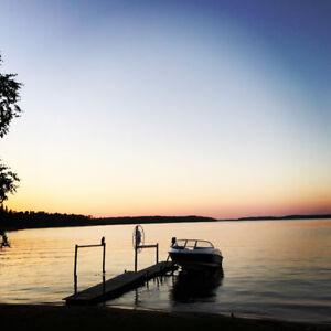 Cabin at Loon Lake (Makwa)