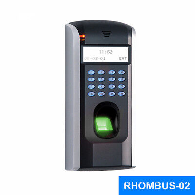 Zksoftware F7 Biometric Fingerprint Access Controlattendance Time Clock Tcpip