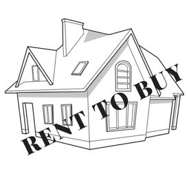 Want to buy your own home but unable to get a mortgage? TRY THIS RENT TO BUY OPPORTUNITY TODAY