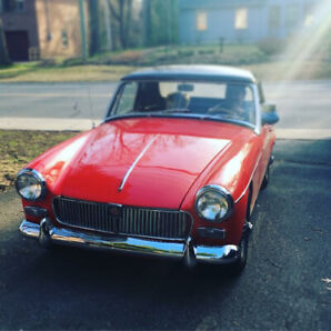 1964 MG Midget MkII Roadster