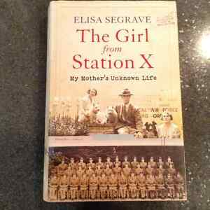 The Girl from Station X by Elisa Seagrave