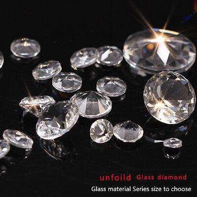 Clear Diamonds wedding table crystal decor Favors Centerpiece Gems Bridal Party - Wedding Table Favors