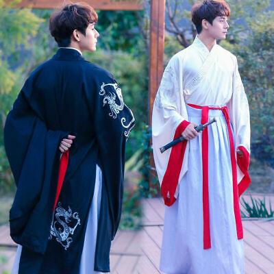 Chinesische alte Kostüm Hanfu Anzug Herren traditionelle Anzug Cosplay Kostüm - Alten Chinesischen Kostüm