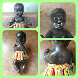 """Schildkrot """"Turtle Mark"""" Doll ~ Made in Germany circa 1920's"""